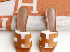 夏季必备 H家中跟4.5CM凉鞋女拖鞋 夏季沙滩鞋 Swift Ck37金棕 36码