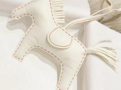 爱马仕 H家小马挂件挂饰 中号小号颜色齐全全手缝 直接当真的送礼完全没问题